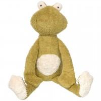 Bio Kuscheltier Schlenkertier Frosch 37 cm
