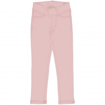 Sweat Treggings bequem uni in rosa