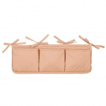 Bett-Aufbewahrungs-Box in rosé