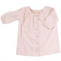 Langarm Hemd in rosa