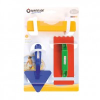 Maurer-Set gelbe Wasserwaage