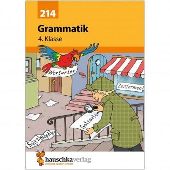 Deutsch Grammatik Übungsheft 4. Klasse