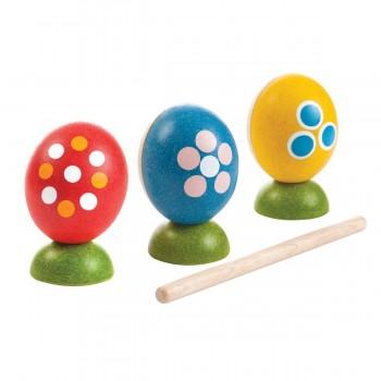 Musikinstrument Percussion Kleinkinder Eier