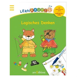 Buch Lernraupe - Logisches Denken