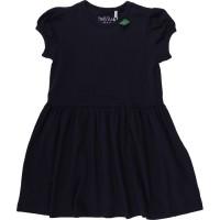 Vorschau: Kinder Kleid dunkel - robust und bequem - navy