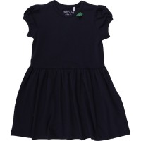 Kinder Kleid dunkel - robust und bequem - navy
