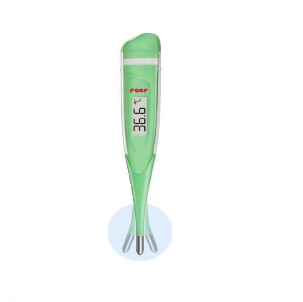 Express Fieberthermometer mit flex. Spitze - 10sec.