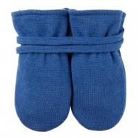 Bio Baby Handschuhe in blau