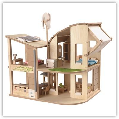 oekologisches-puppenhaus-von-plan-toys-mit-einrichtung-und-moebel