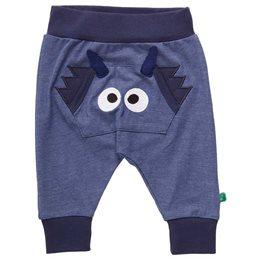 Babyhose Jeans Optik Drache