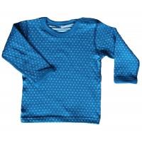 Vorschau: Wendeshirt 2in1 - warm - Pünktchen oder Streifen