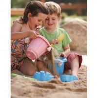 Vorschau: robustes 4 tlg. Sandspiel-Set für Wasser- & Sandspiele