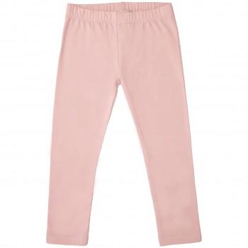 Elastische Rosa Uni Basic Leggings