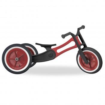 """Laufrad Dreirad mitwachsend """"3in1"""" ab 12 Monaten rot"""