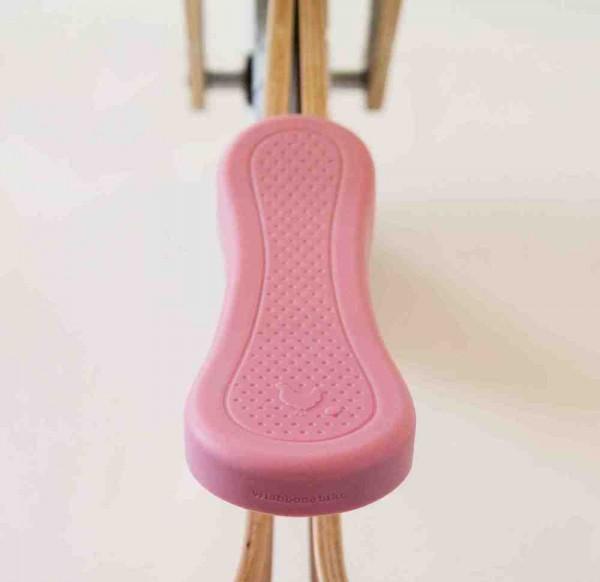 Sattelbezug für alle Wishbone Bikes - pink