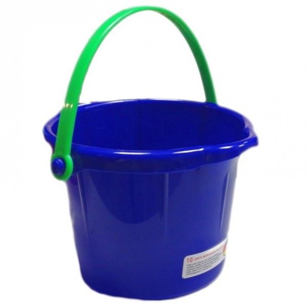 Kleiner Sandeimer - blau