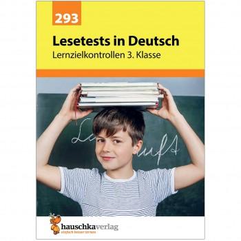 Lesetests in Deutsch – Lernzielkontrollen 3. Klasse