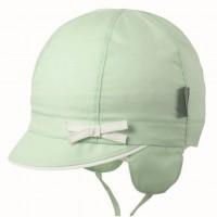 Babymütze Capi mit Ohrenschutz und weichem Hinterkopf