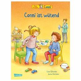 Conni ist wütend Bilderbuch ab 3 Jahre