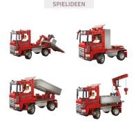 Vorschau: Advanced Baukasten Trucks ab 7 Jahre
