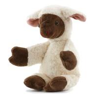 Schaf Bonny von den Kindergartentieren - VEGAN