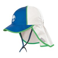 Capi - Schirmmütze mit Nackenschutz für heiße Tage