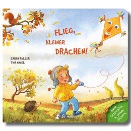 Pflanzlich gefärbtes Buch- Drachen