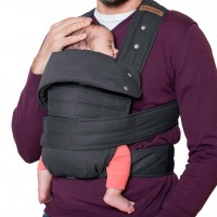 Marsupi Babytrage mit integrierter Kopfstütze