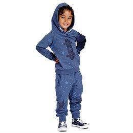 Cooler warmer Sweat Pullover - Skater