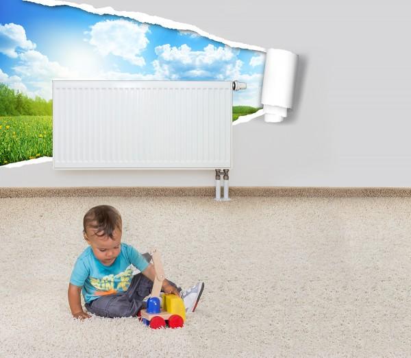Großartig Pure BabyAir   Staubfilter Für Kinderzimmer Heizkörper