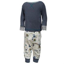 Hausanzug o. Pyjama - bequem & einfach süss - günstig im Set