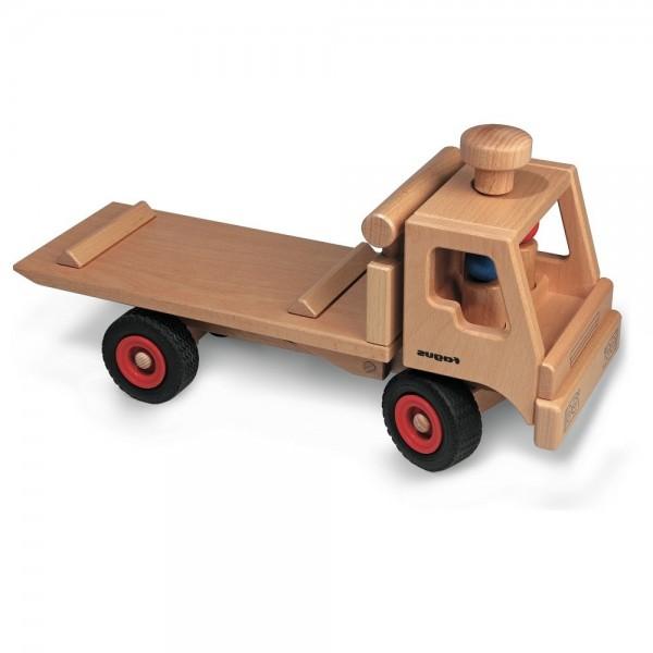 FAGUS Abschleppwagen aus Echtholz