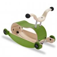 3in1 Rutschfahrzeug ab 9 Monate - Mini Flip grün