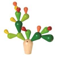 Balancespiel Steckspiel für Kinder Kaktus