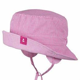 Mitwachsende Sommermütze Ohrenschutz Mädchen