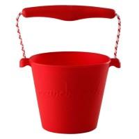 Silikon Eimer Scrunch Bucket rot
