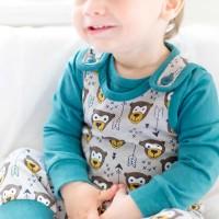 Vorschau: Bio Baby Body softem petrol unisex