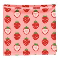 Schlauchschal leicht Erdbeere in rosa 68/92