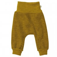 gold-gelbe Walk Pumphose warm