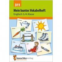 Englisch Vokabeln Übungen Klasse 3 & 4 – Hauschka Heft