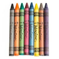 Textilstifte 8 Stück