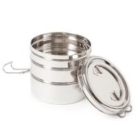 Vorschau: Auslaufsichere Brotbox gross Tiffin Swing 3 Behälter