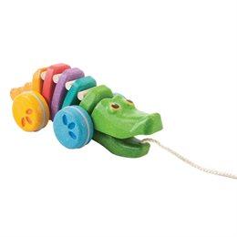 Nachziehtier bunter Alligator