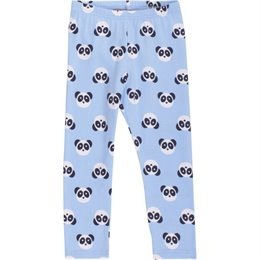 Panda Leggings soft und elastisch