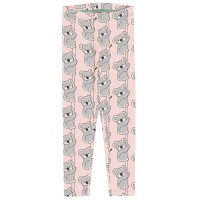 Jersey Leggings Koala in rosa