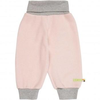 Weiche Hose Wollfleece rosa