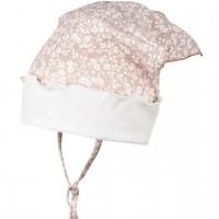 Blumen Baby Kopftuch mit elastischem Stirnband