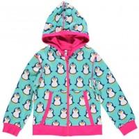 Pingu Jacke für Drinnen und Draußen
