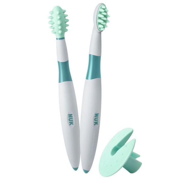 Zahnpflege-Lernset - 2tlg.