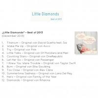 """Vorschau: Einschlafmusik - Baby-Stars - """"Little Diamonds"""""""